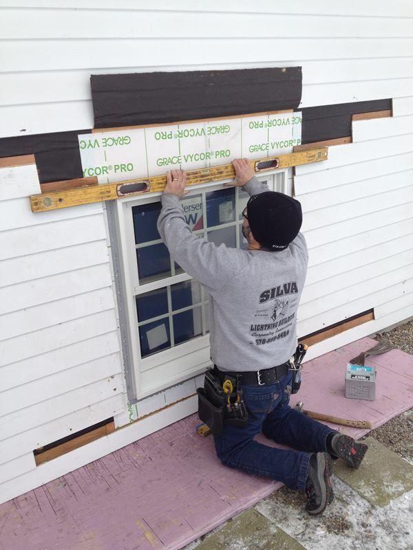 8 best building techniques images on pinterest decking for New construction windows online