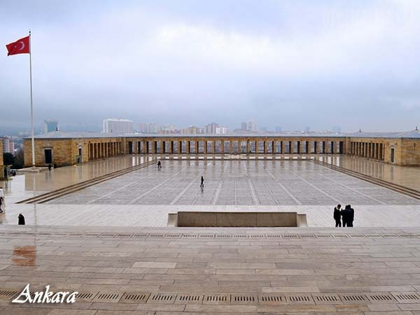 Ankara, Turkey   - ANITKABIR #buildings