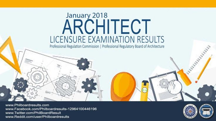 List of passers in the January 2018 Architect Board Exam Results (ALE) is shown below, officially given & released by PRC & Board of Architecture online