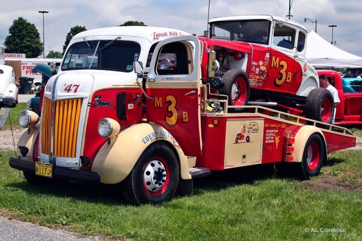 History old race car haulers, any pictures? - Page 3 - THE H.A.M.B.