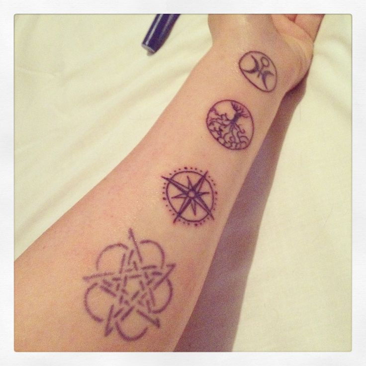 25 Meaningful Tattoos For Introverts: Best 25+ Meaningful Symbol Tattoos Ideas On Pinterest