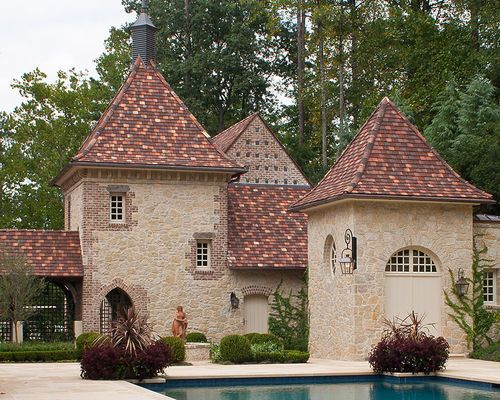 Flat Roof Tile Clay Rustic Colonial Ludowici Http