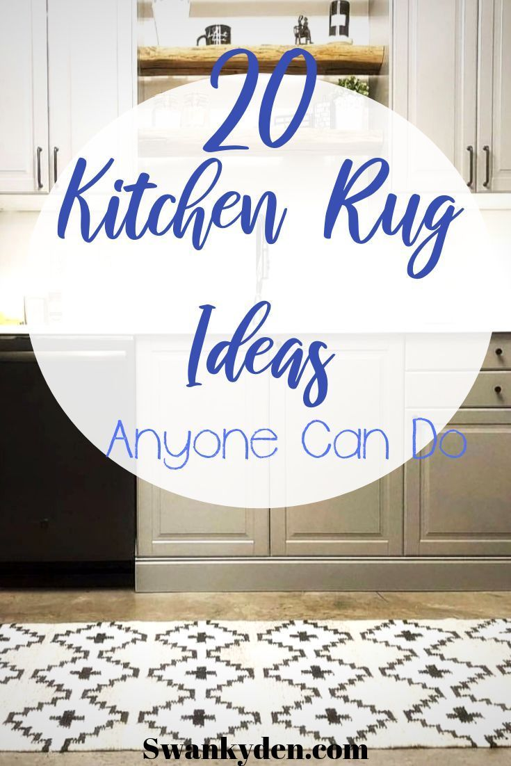 25 Stunning Picture For Choosing The Perfect Kitchen Rugs With Images Farmhouse Kitchen Design Modern Farmhouse Kitchens Kitchen Style