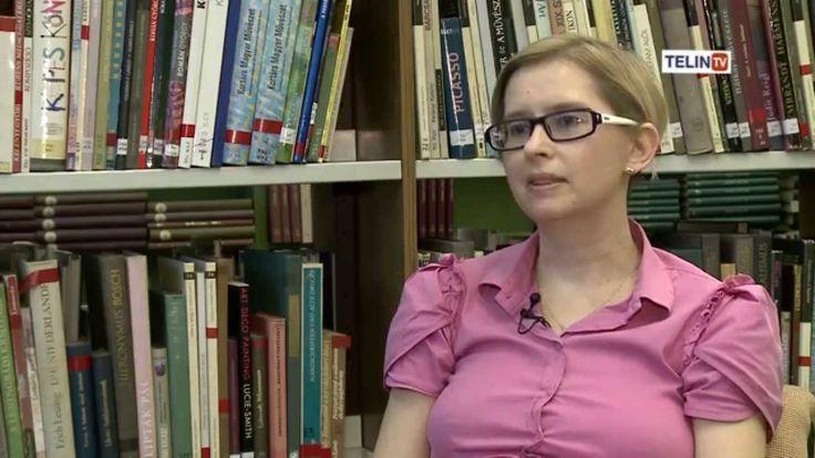 Könyvek Között: Fábián Janka - TELIN TV