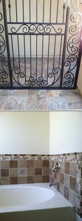 Bruce Johnston is an independent contractor who offers expert tile installation services for various living spaces. He provides general home repair, expert plumbing services and more.