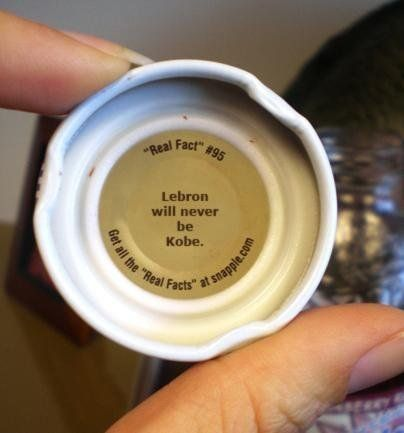 Truth.: Real Fact, Snapple Facts, Funny, Bottle Facts, Air Max, Basketball Court, Things Sports, Bryant Facts, Kobe