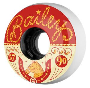 skate wheel, inline, Eulogy, Bailey, size: 57mm, hardness: 90A.