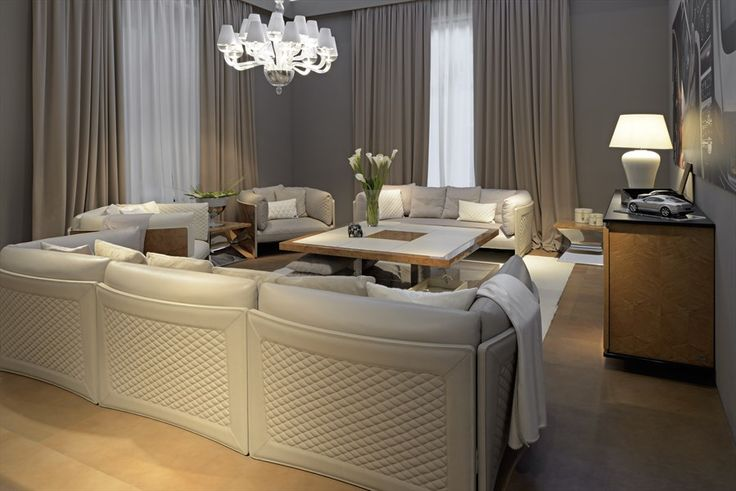 A New Approach to Luxury : Bentley Furniture Collection By Carlo Columbo | Modern Art Movements To Inspire Your Design