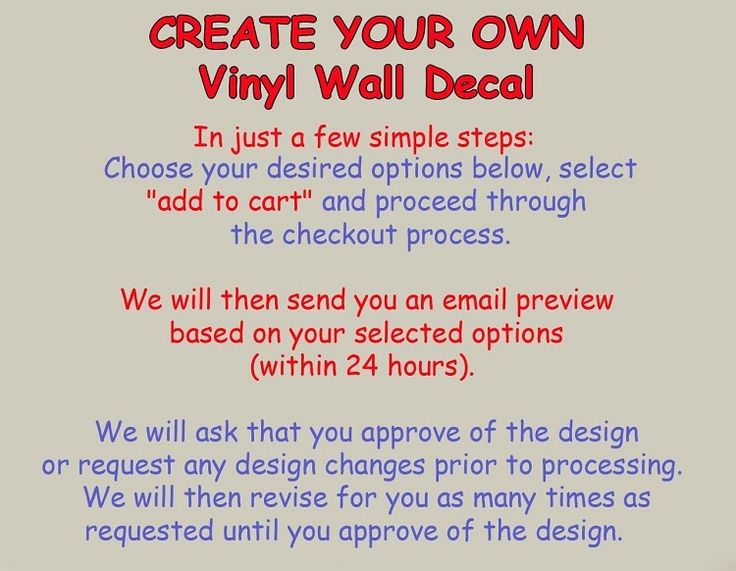 Best Inspirational Wall Art Images On Pinterest Wall Decals - Custom vinyl decal application instructions pdfvinyl decor boutique simple things you should know and do before