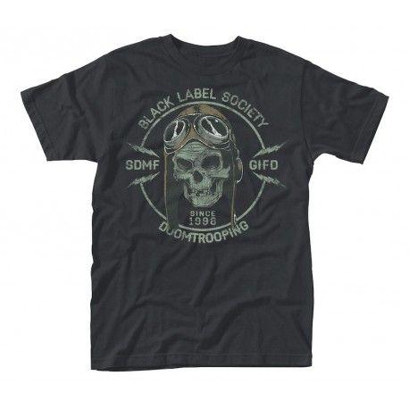 Tricou Black Label Society: Doomtrooping