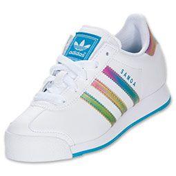 Men S Adidas Samoa Shoes Turquoise