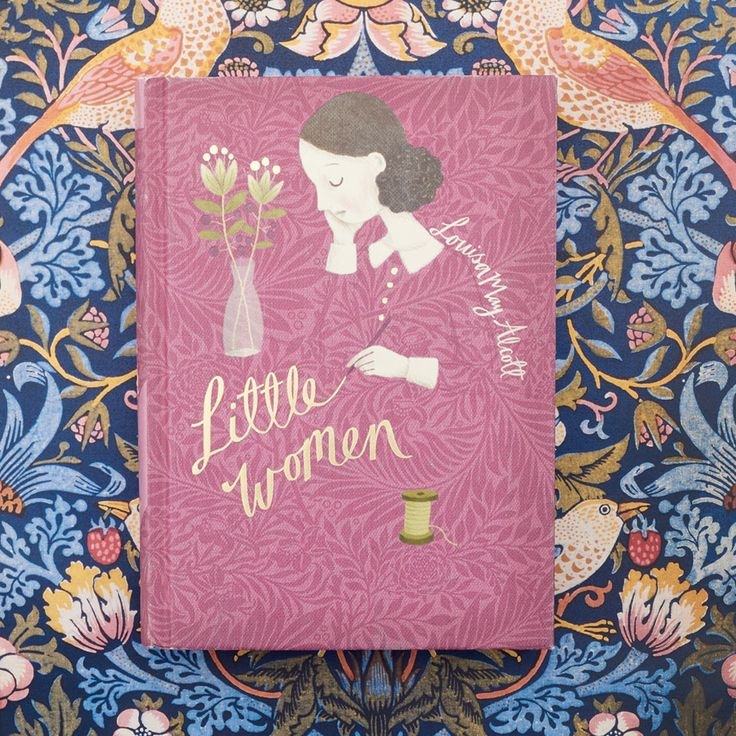 Little Women | £9.99 | V&A Shop #littlewomen #puffinclassics #childrensbooks #VAMshop