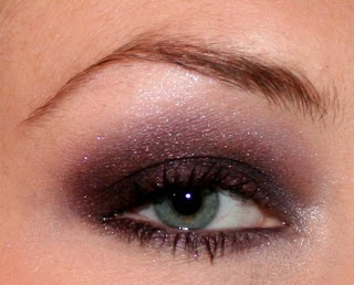 Makeup look using my two favorite Mac shadows (beauty marked & trax)  Natalya's Beauty Blog- Filthygorgeousmakeup: Beauty Marked.
