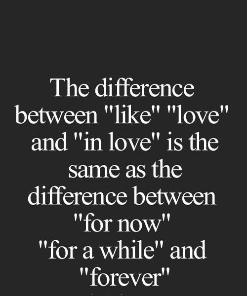 difference between soulmate and love of your life