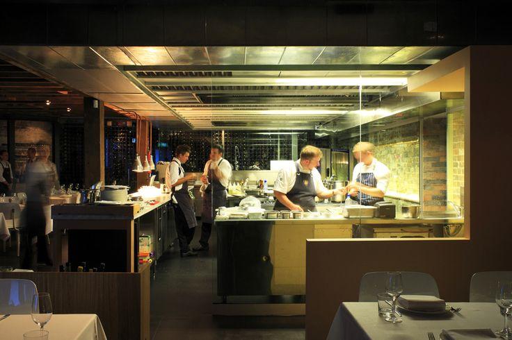 Ortiga Bar & Restaurant, Brisbane- By Donovan Hill Architecture - love the food, love the space