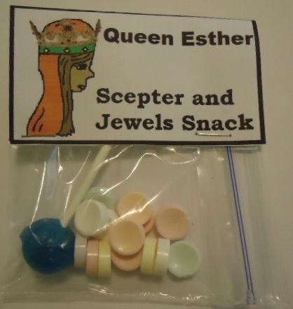 Church House Collection Blog: Queen Esther Snack