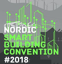 Nordic Smart Building Convention 2018 We like to look at the whole lifecycle, from the initial planning and construction up to the point where the end-users start occupying the buildings. Everything that is being discussed has a strong emphasis on the people and of course the environment.