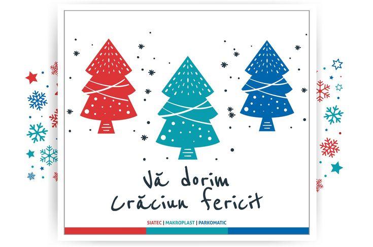 Crăciunul este despre bucurie, momente frumoase petrecute alături de cei dragi, liniște și o pauză bine meritată.  Vă dorim Sărbători Fericite!