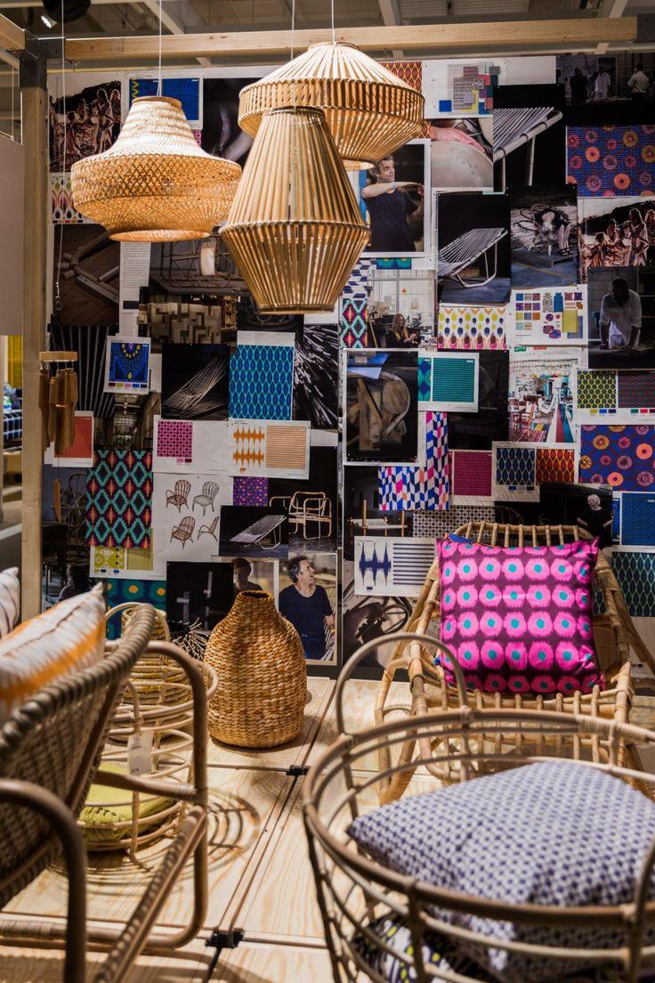 <p>La collection capsule Jassa est un hommage aux <strong>traditions artisanales</strong> indonésiennes et vietnamiennes. Réalisée par le designer hollandais, Piet Hein Eek, elle...