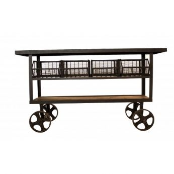 Industrial Console Cart - CDi - Available at Warehouse 74