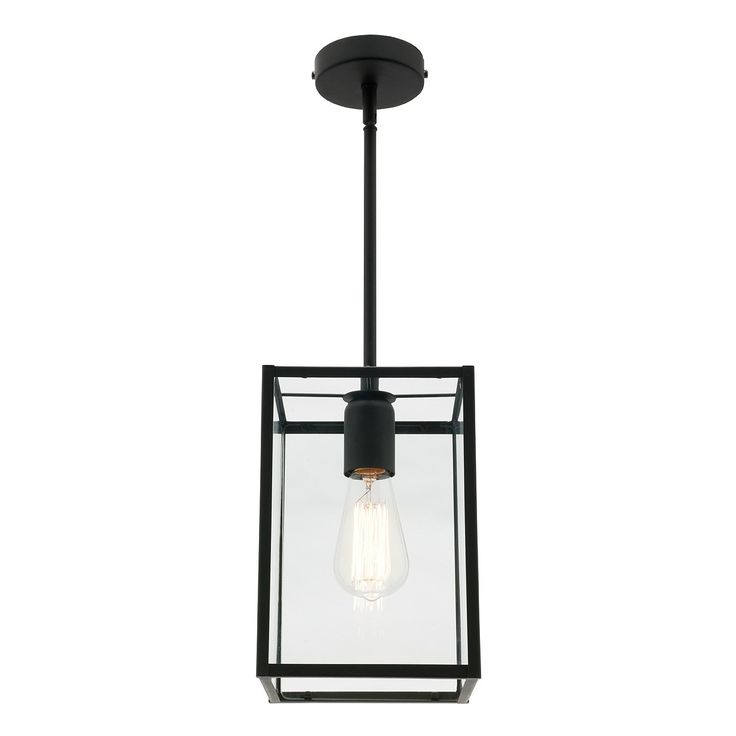 Mercator - Manchester Single Light Small Pendant