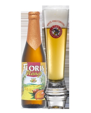 Floris Mango, fruit Beer MANGOOOOO!! OMG