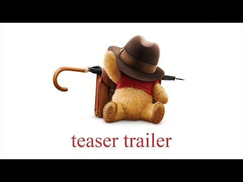 Disney at Heart: Christopher Robin Gets A Visit From An Old Friend in this Teaser Trailer