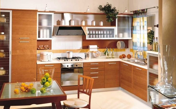 Emejing Cucine Color Ciliegio Images - Home Ideas - tyger.us
