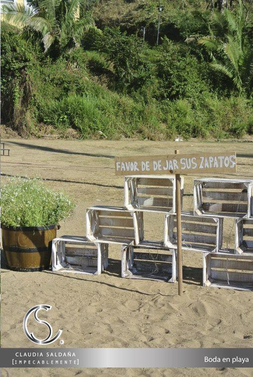 ideas originales boda en la playa wedding ideas