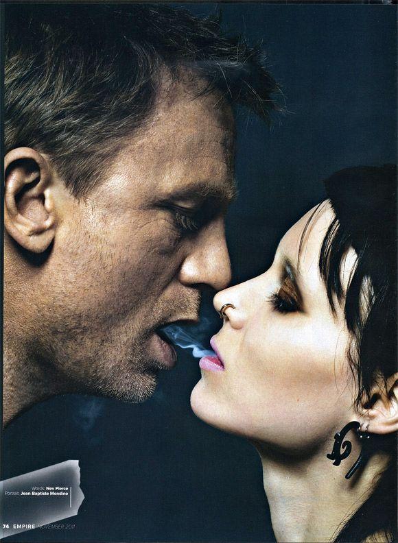 Blomkvist & Salander: Daniel Craig, Cant Wait, Girls Generation, Best Movie, Rooneymara, Danielcraig, Rooney Mara, New Girls, Dragon Tattoo