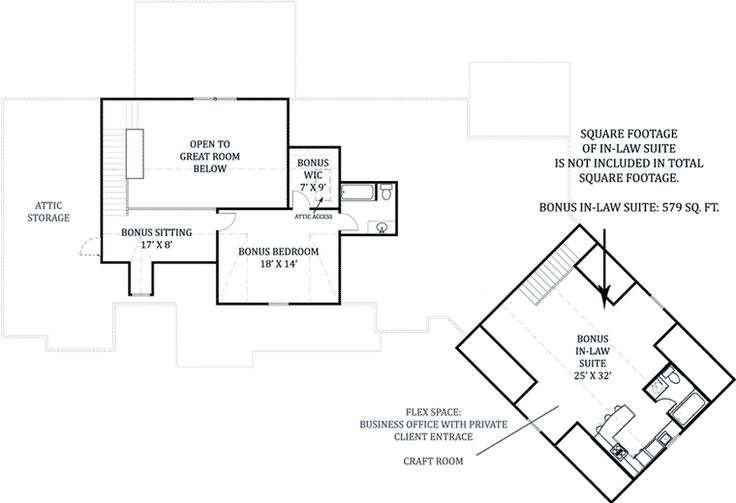 Family Home Plans 98267