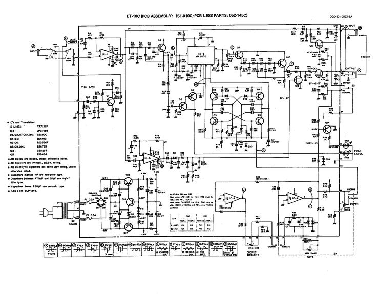 17 best images about boss diagramas electronics experimentalistsanonymous com diy schematics chorus boss%