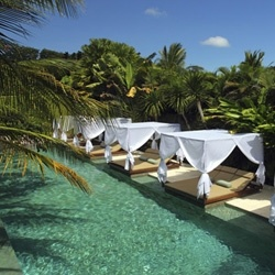 The oasis that is the Elysian resort in Bali's Seminyak, designed by Brian Quirk/Quirk and Associates.lets go!