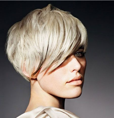 Outstanding 1000 Images About Hairstyle On Pinterest Short Blonde Short Short Hairstyles For Black Women Fulllsitofus