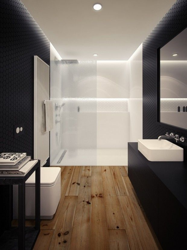 small bathroom designs with laminate flooring