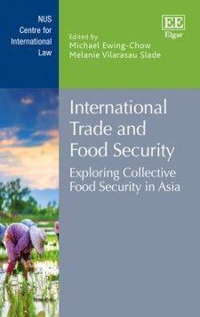 Food security is one of the greatest challenges of our time. Through a collection of commissioned studies, which draw upon the experience of leading experts and scholars in trade, investment, law, economics, and food policy, this book assesses whether self-sufficiency is an adequate response to the food security challenges we face.