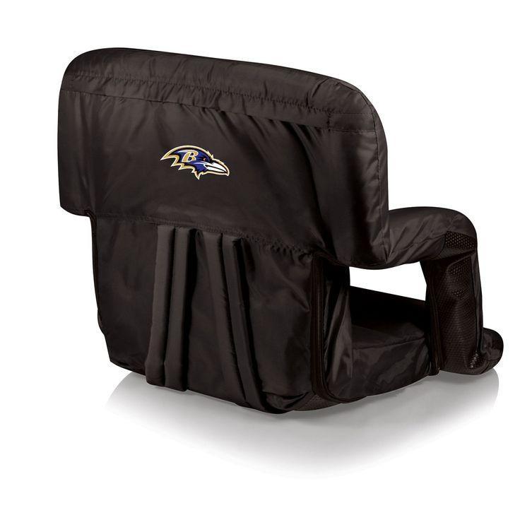 Baltimore Ravens Ventura Recreational Stadium Seat