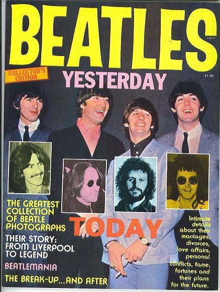 Beatles Magazine 1970