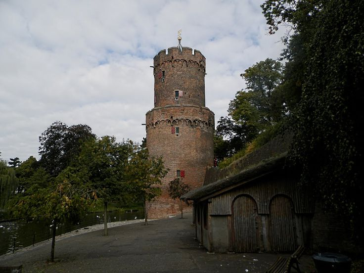 Het Kronenburgerpark is een park in het centrum van Nijmegen. Het ligt dicht bij het station en de Lange Hezelstraat.