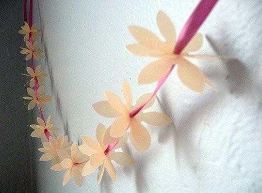 Гавайская вечеринка своими руками | http://www.babyroomblog.ru/