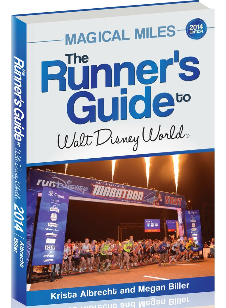 A fantastic resource that will help you with the planning, preparation, training and everything involved with a runDisney race weekend! http://www.runnersguidetowdw.com/buy-the-book/