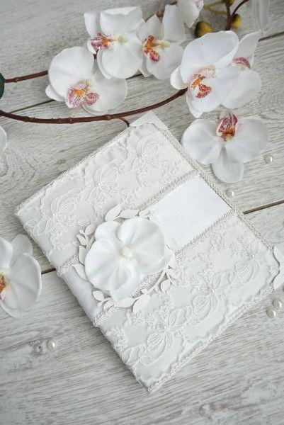 """Книга пожеланий """"Орхидея"""""""