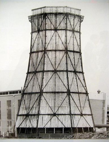 Bernd and Hilla Becher.