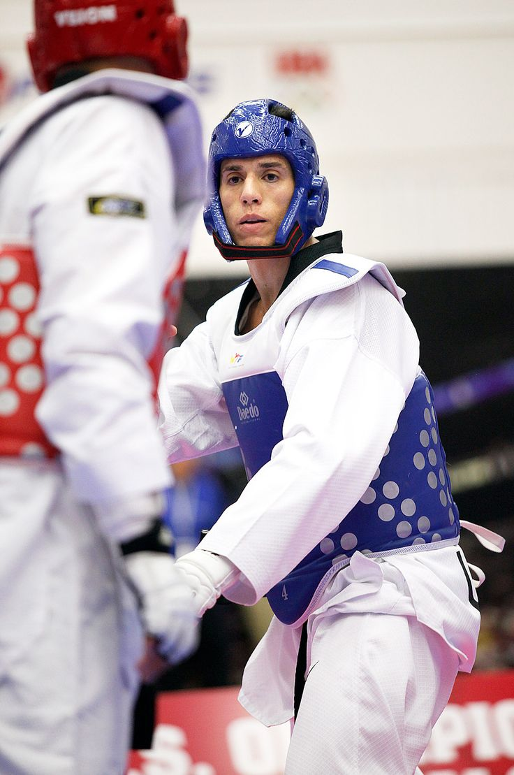 """Steven Lopez: Tae Kwon Do    Age: 33  Hometown: Sugar Land, TX  Family biz: The three-time medalist heads to London with his sister, Diana, 28, also vying for gold in the sport, as well as brother Jean, 38 (his coach!), and Mark, 30 (his training partner!). """"Tae kwon do is part of our lives,"""" he explains. """"It's what we do."""""""