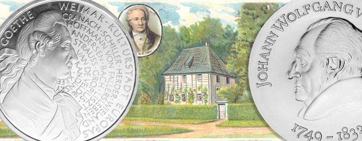28. August 1749 – Geburt von Johannes Wolfgang Goethe