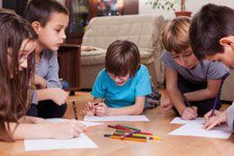 Indoor Team Building Activities for Kids