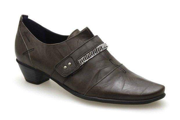 Mocassins DORKING 6147 Marron - Chaussures femme