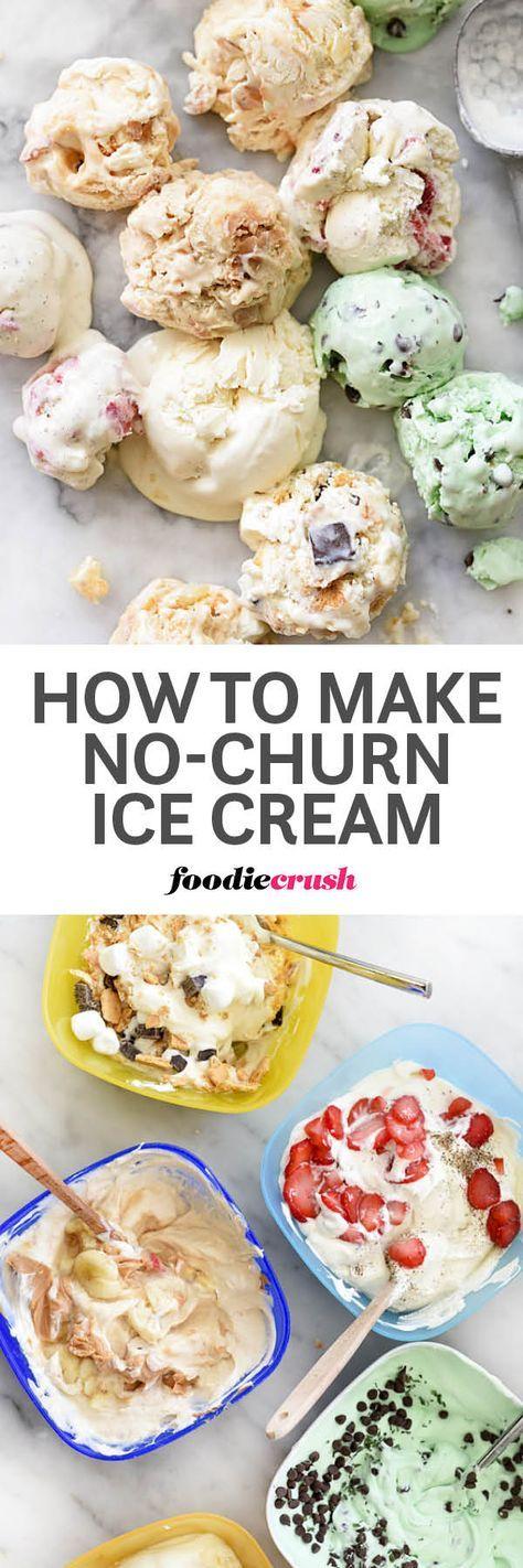 ice cream recipe no machine | ice cream recipe no churn | easy homemade ice cream | sweetened condensed milk whip cream ice cream | ice cream flavor ideas