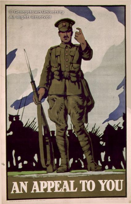 World War 1 Poster