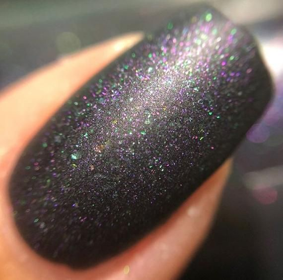 We're All Made of Stars – matte nail polish – matte – 5 free – handmade – in…